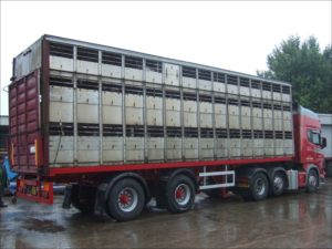 Trailers cut down Yorkshire