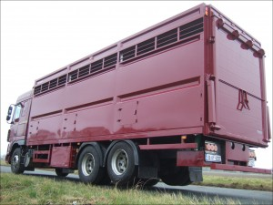 Plowman Single Deck Cattle box