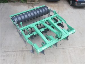 Shear Bar Cultivator fro hire