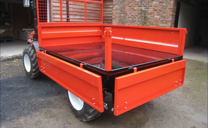 Plowman Tipper Trailer