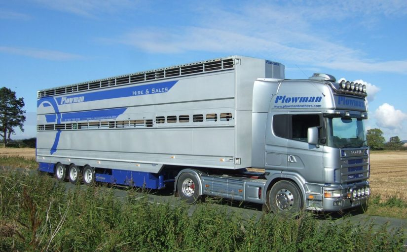 Plowman Brothers 2 Deck Demo Trailer