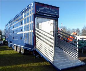 Plowman Livestock trailers for sale