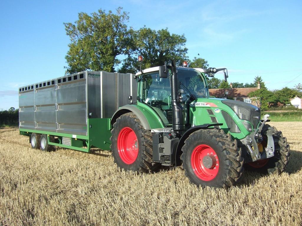 Plowman Farmstock tractor pulled