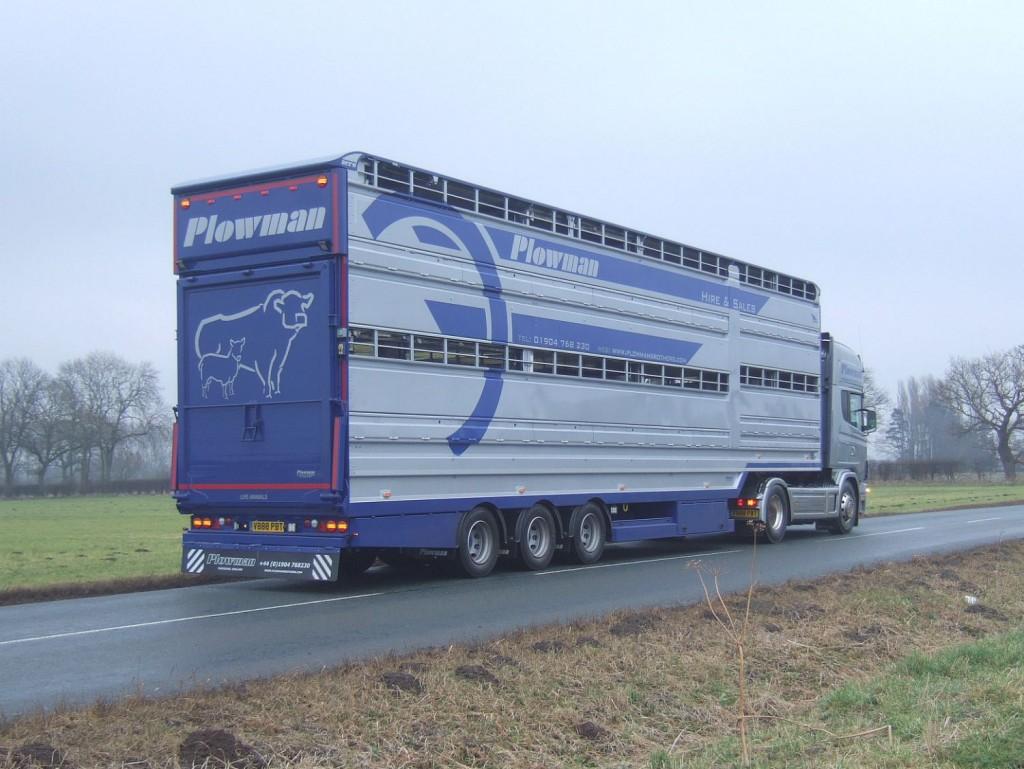 Plowman Livestock Trailers