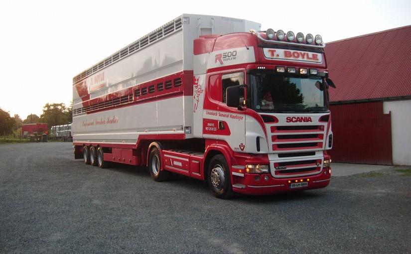 Plowman Bros Livestock Transport