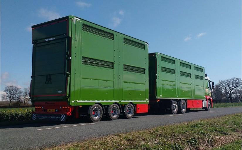 Plowman Bros Drawbar trailers for sale