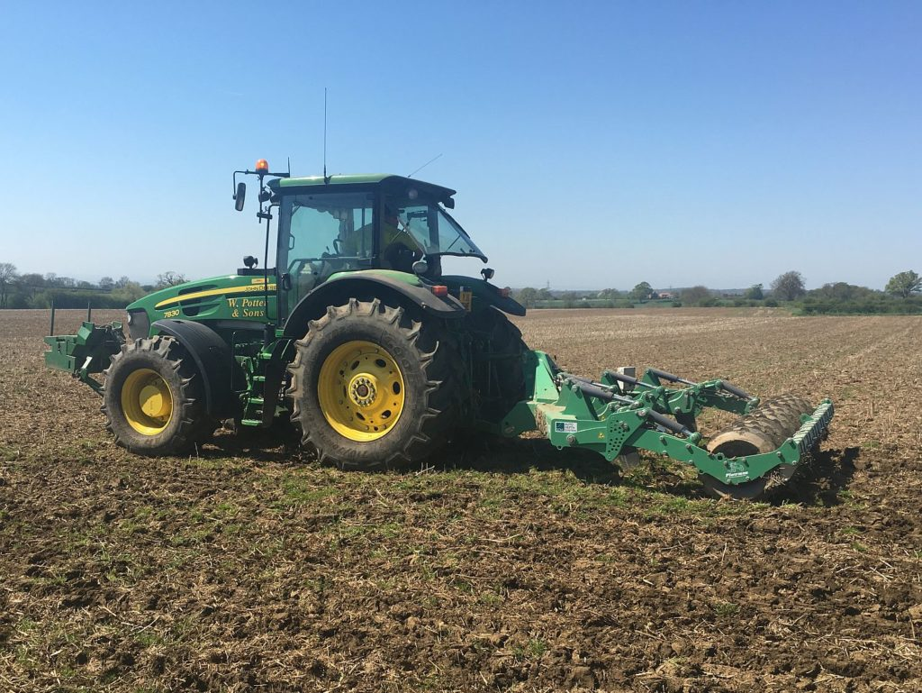 Cultivation Machinery Hire